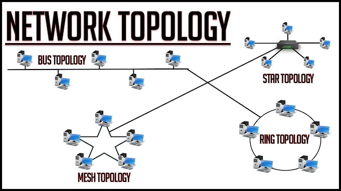 What Is Network Topology And Types Of Network Topology