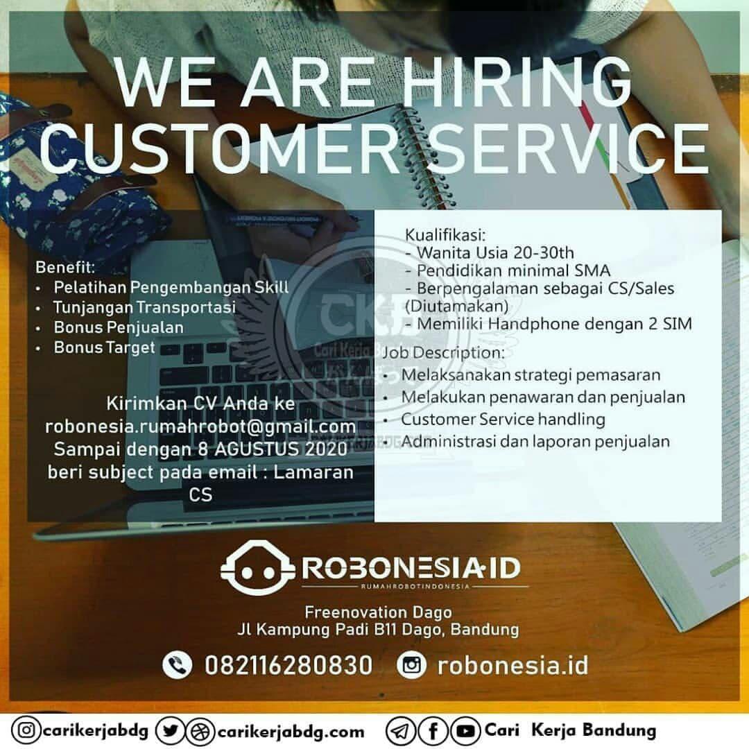 Info loker Bandung