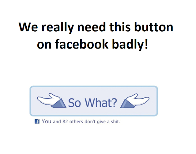 New button for Facebook - Funny images