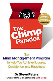 The Chimp Paradox: The Mind Management Program to Help You Achieve Success, Confidence, and Happiness (2013) by Steve Dr. Peters