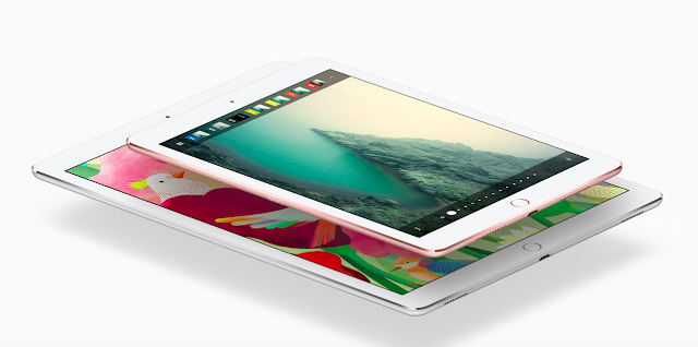 Apple might launch a 10.9 inch bezel less iPad along with two other models in March 2017
