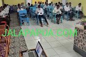 STAK Nabire; 116  mahasiswa  baru berhasil mengikuti tes wawancara dan tes tertulis  tahun akademik 2021/2022.