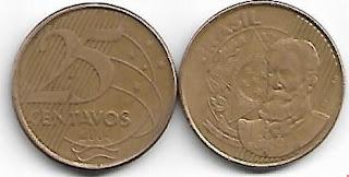 25 centavos, 2004
