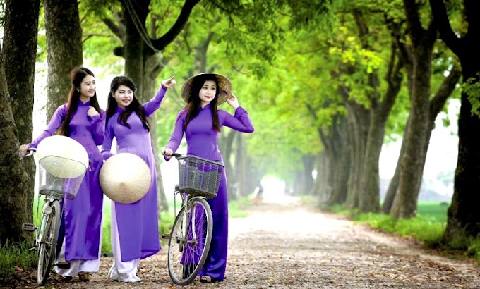 Vietnamese Clothing: The Beauty Of Ao Dai Hue