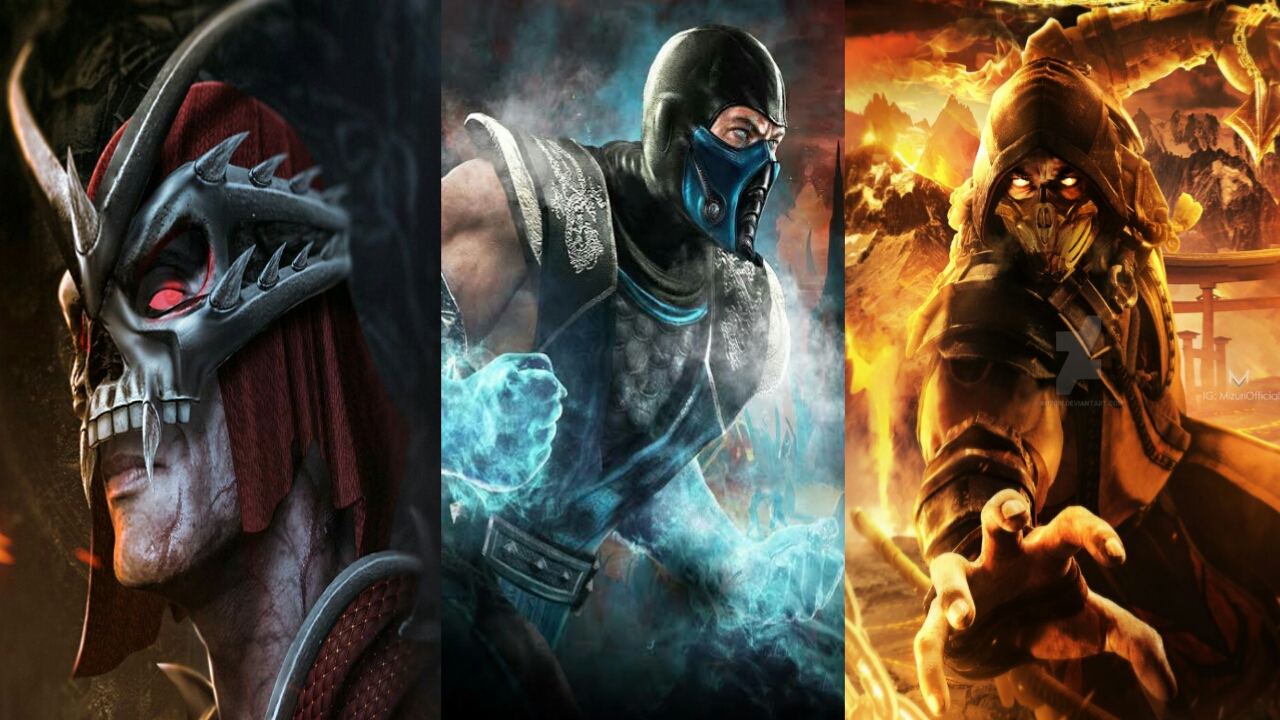 Mortal Kombat 11 Fighting Roster: All The Characters