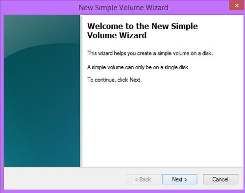 Cara melakukan partisi setelah proses installasi Windows 4