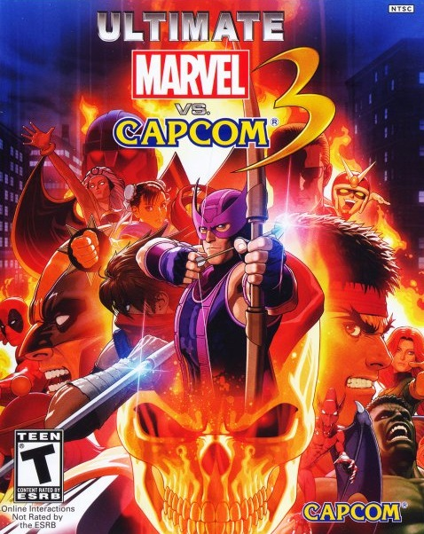 Ultimate Marvel vs Capcom 3 ESPAÑOL PC