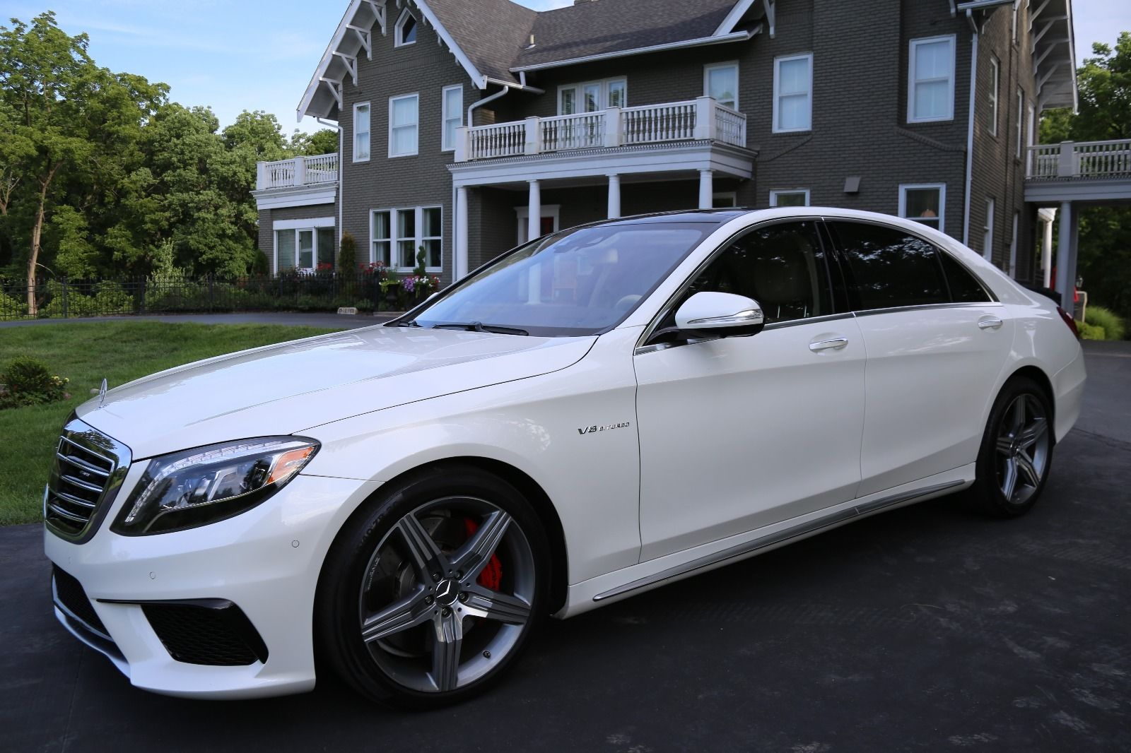 Mercedes Benz S Cl S63 Amg