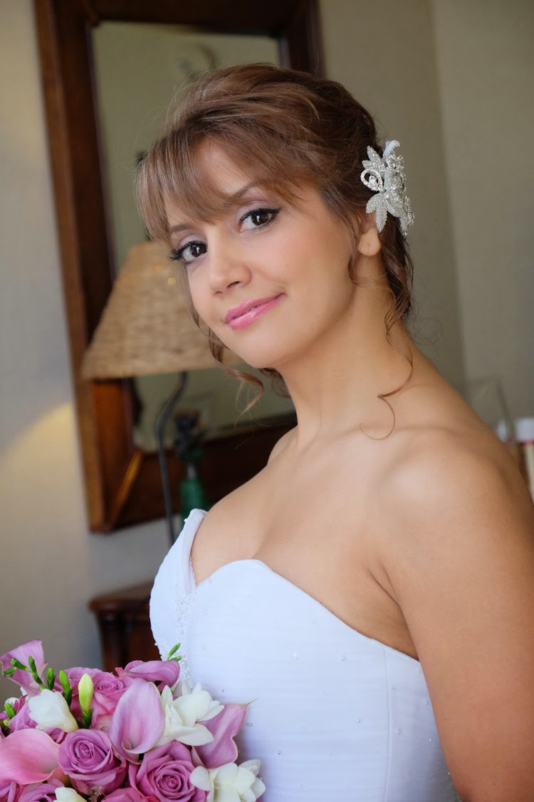 Gorgeous Iranian Bride