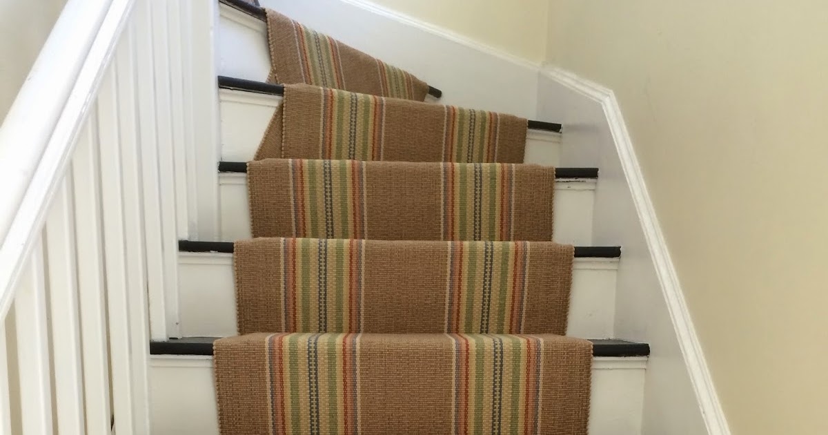 Woodard And Greenstein Woodard Weave 174 Stair Runners
