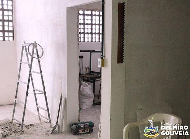 Obra de adequação do Centro de Reabilitação proporcionará melhorias a população delmirense