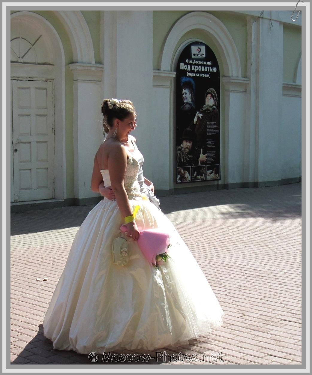 Runaway Brides Posing