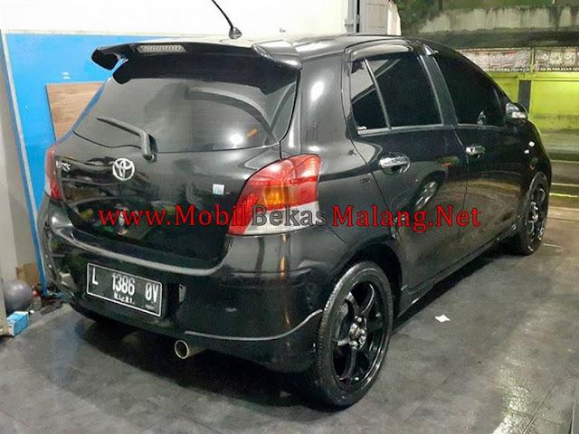 Toyota Yaris E bekas