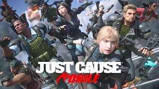 Just Cause Mobile - Digital Msmd