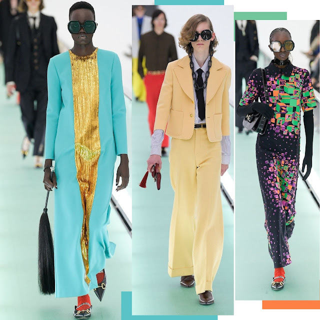 Gucci Spring Summer 2020 Milan Fashion Week by RUNWAY MAGAZINE