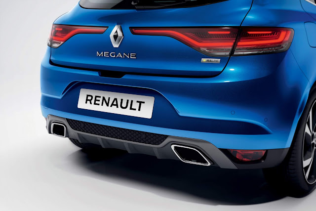 Renault Mégane 2020 ganha facelift para enfrentar o Golf