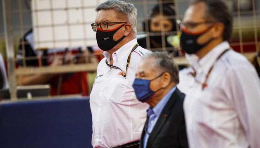 McLaren com certeza as equipes encontrarão brechas no próximo ano