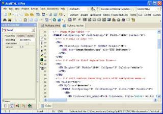 برنامج تصميم الويب