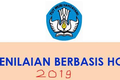 Juknis Penilaian K13 - Kurikulum 2013 Revisi Terbaru 2019