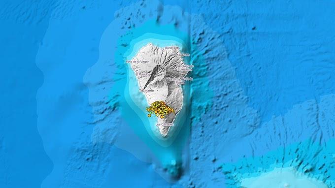 O verdadeiro inimigo externo da Madeira: Cumbre Vieja.