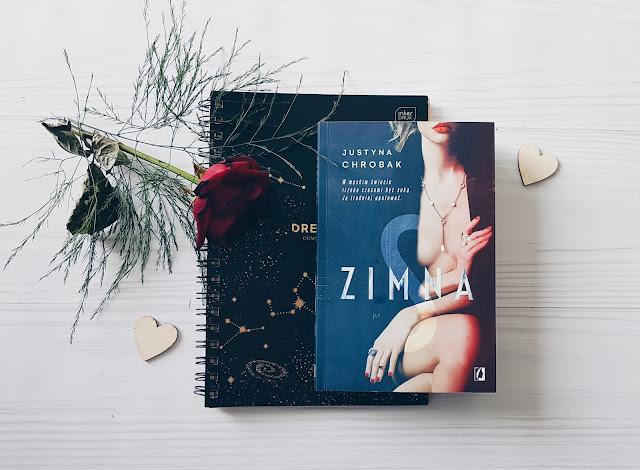 """""""Zimna s"""" Justyna Chrobak"""