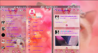 Droid Chat Meong Pussy Pink Theme-jembercyber