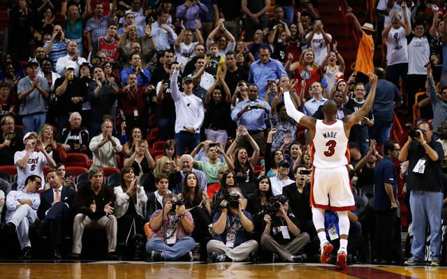 Dwyane Wade Tampil Gemilang, Miami Heat Hajar Celtics