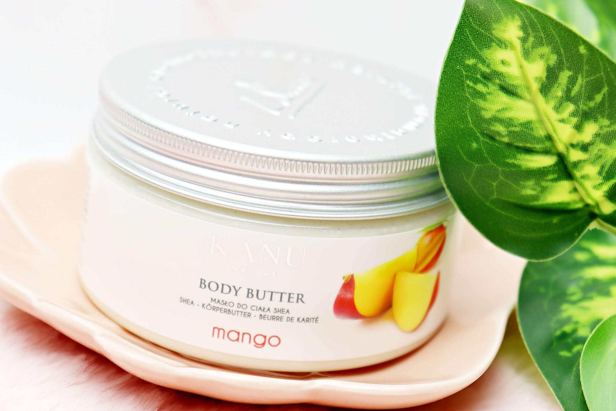 Kanu Nature Masło do ciała Mango