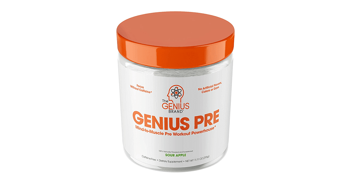 Fitcanal Genius Pre Workout Powder