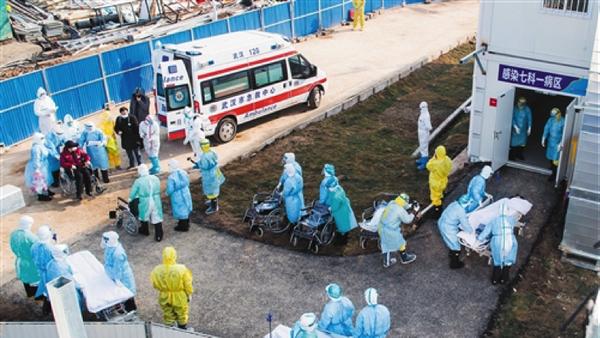Warga AS Tewas di Wuhan Akibat Corona, Kematian Warga Asing Pertama di China