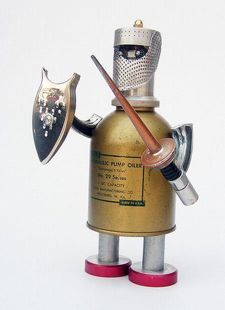 Robots Caseros Quiero M 225 S Dise 241 O