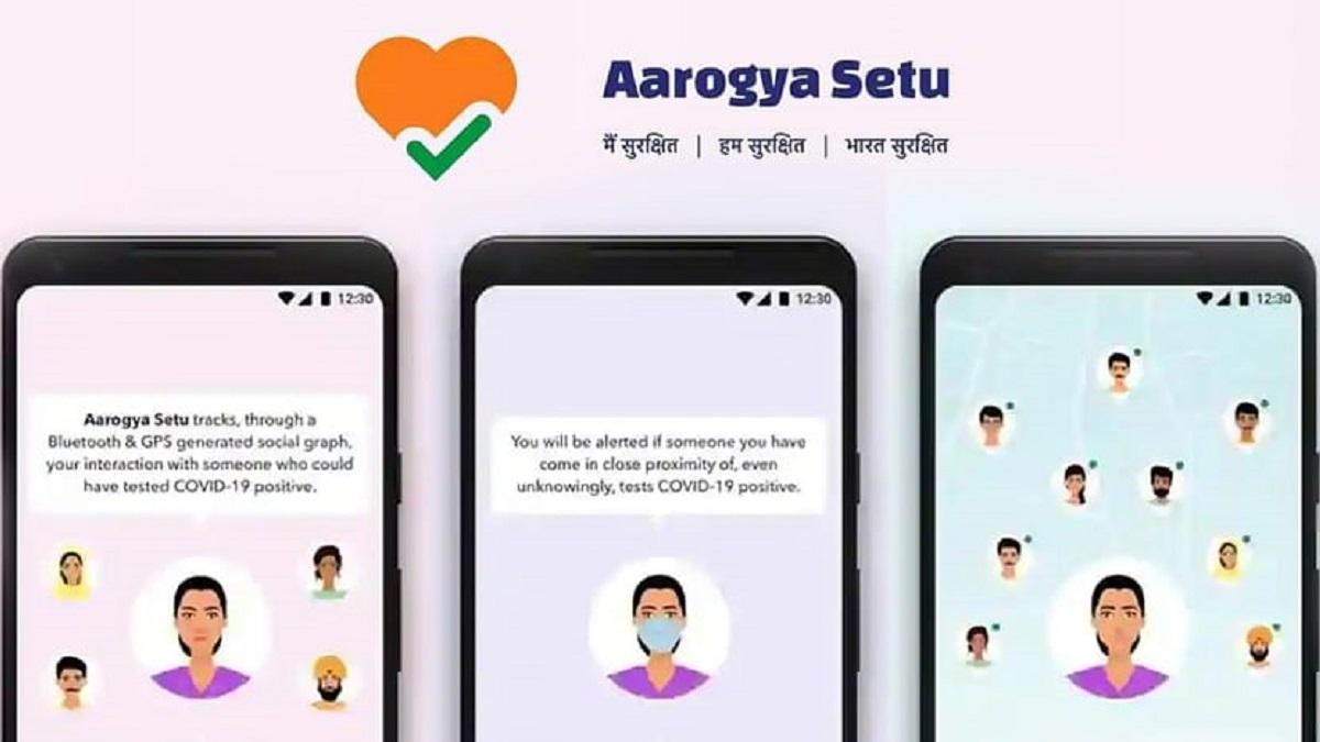 Aarogya Setu App Safety
