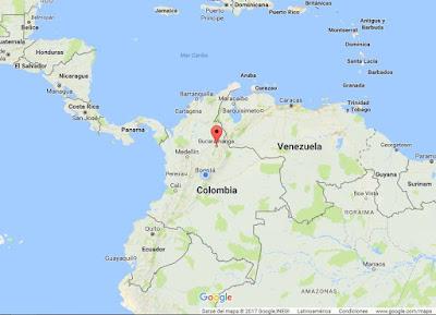 Bucaramanga, Santander, Colombia, Sudamérica
