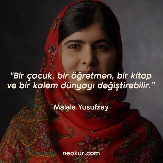 Kitap Yorumları | Ben Malala