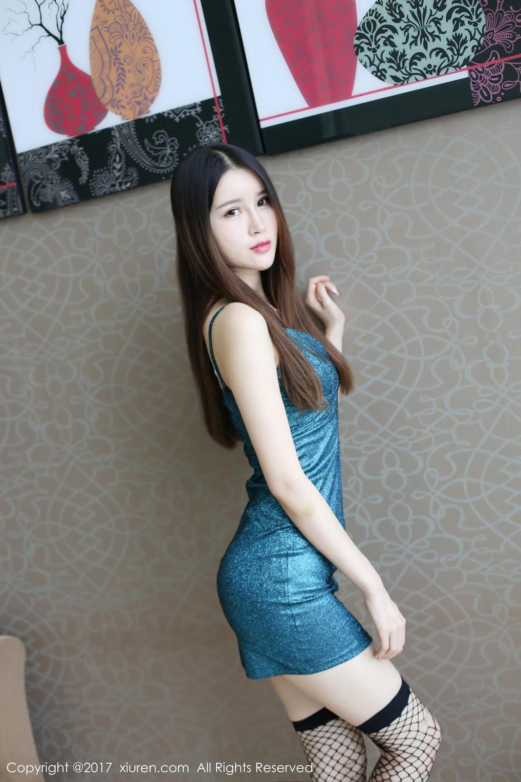 Xiuren - Vol.809 Dai De Rui (41 pics)