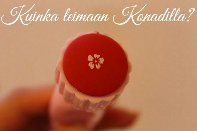 http://erilaisiakynsia.blogspot.fi/2013/10/100-kuinka-leimaan-konadilla.html?m=0