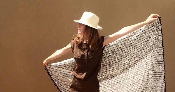 diy serviette de plage ronde fa on les antillaises aurelieleee. Black Bedroom Furniture Sets. Home Design Ideas