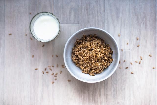 porridge - petit déjeuner - en cas - snack - repas équilibré - petit déjeuner équilibré