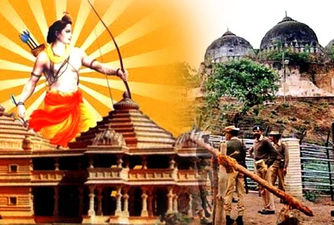 అయోధ్యలోని వివాదాస్పద కట్టడం కూల్చివేత కేసులో సెప్టెంబర్ 30న తుది తీర్పు - Final verdict on September 30 in Ayodhya controversial building demolition case