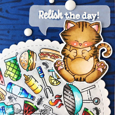 Relish the Day Card by Samantha Mann for Newton's Nook Designs, Congratulations, Handmade Cards, Card Making, die cutting, #newtonsnook #newtonsnookdesigns #cardmaking #handmadecards