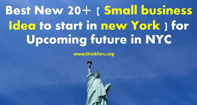 [ Business idea in new York ]