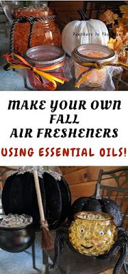 MYO fall air fresheners