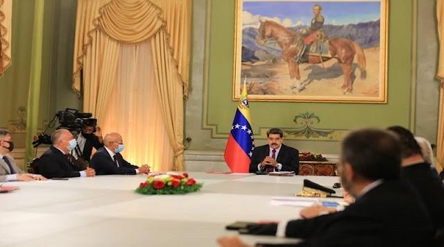 El presidente Maduro anunció el establecimiento del Territorio para el Desarrollo de la Fachada Atlántica en el país