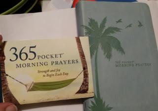 365 Pocket Morning Prayers  cover 2