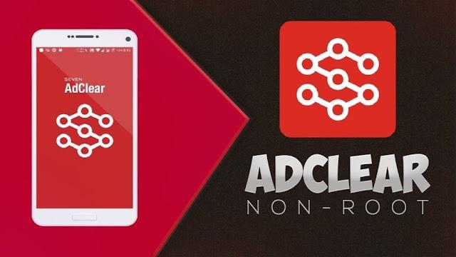 تحميل تطبيق AdClear Full Content Blocker No Root Apk لمنع الاعلانات المزعجة لهواتف الاندرويد