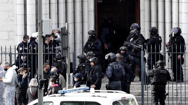 Συγκλονισμένη η Γαλλία από την τρομοκρατική επίθεση