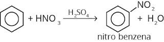 reaksi pembuatan nitro benzena