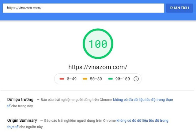100 điểm google speed wordpress