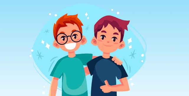 MY BEST FRIEND PARAGRAPH | Education Web