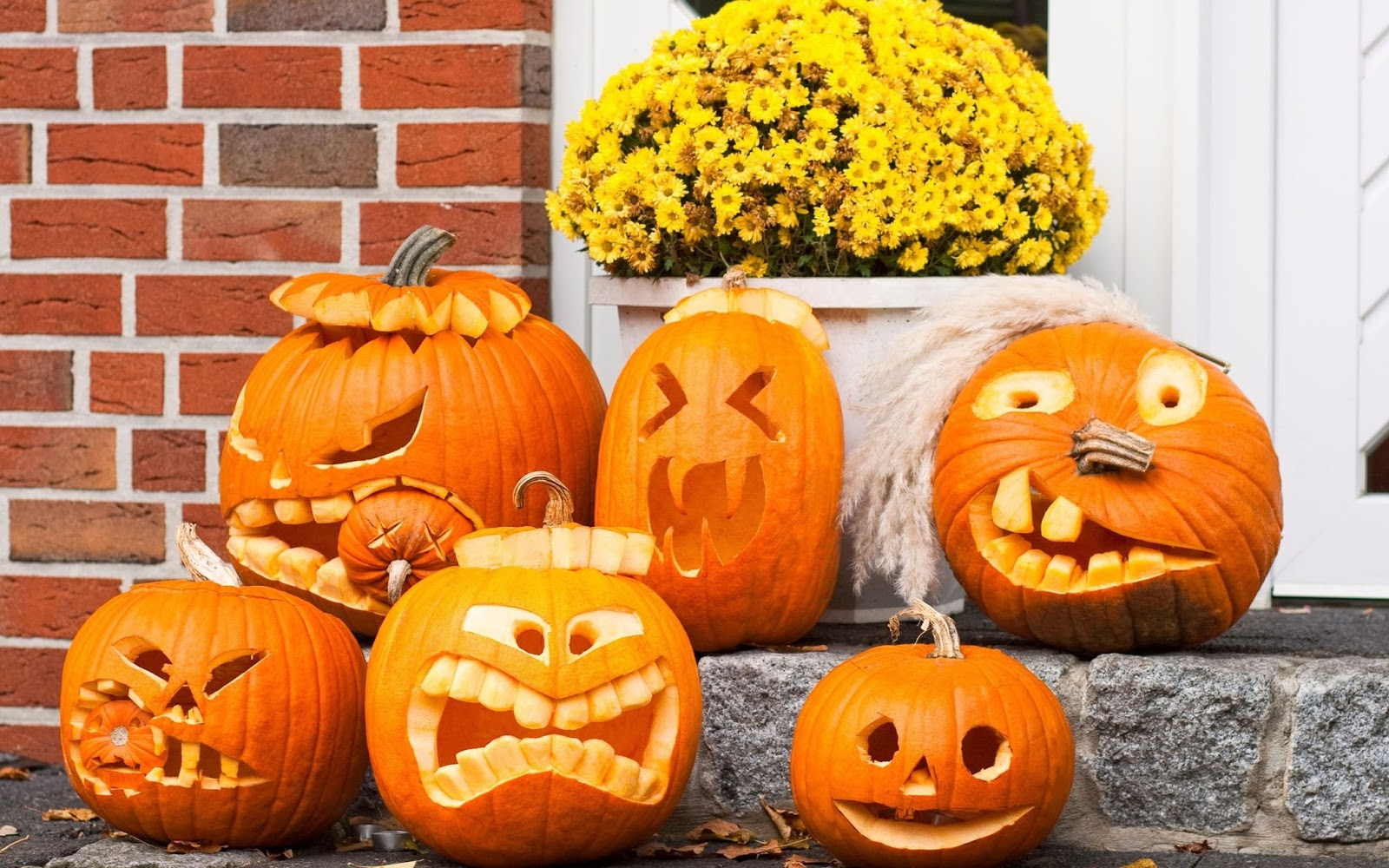 Pumpkin Carving Ideas for Halloween 2018: More Great ...